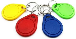Otevírání pomocí RFID čipů