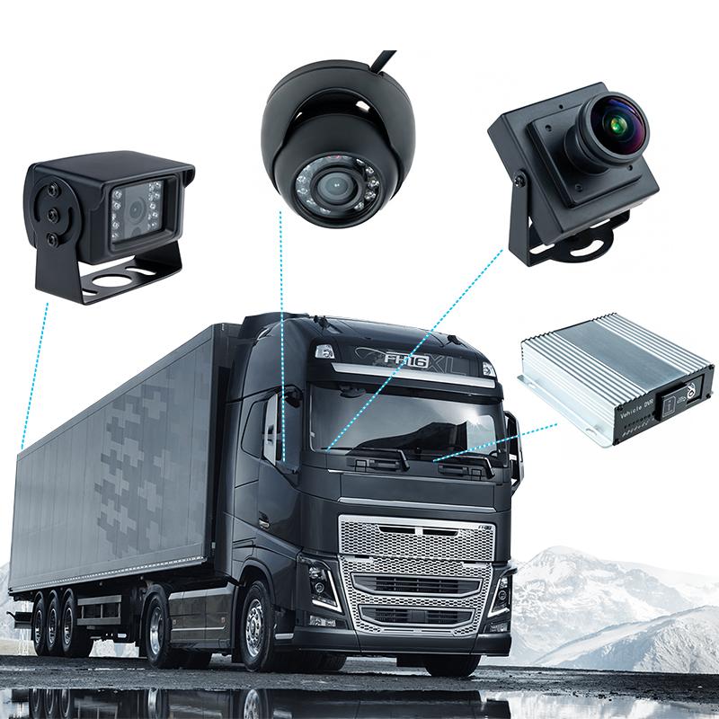 Kamerový systém do auta Secutek SBR-327HD-GPS